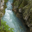 Johnston Canyon — Stock fotografie