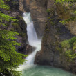 Stock Photo: Johnston Canyon