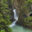 Johnston Canyon — Stockfoto