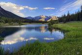 Cascade Ponds — Stock Photo