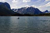 Canadian Rockies — Stock Photo
