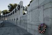 WWII Memorial — Stock Photo