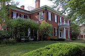 Georgian Revival House — Stock Photo