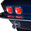 Classic Taillights — Stock Photo