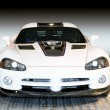Stock Photo: Custom Dodge Viper, Front View