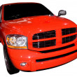 Stock Photo: Dodge Ram Pickup