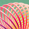 Stock Photo: Colorful Hoops