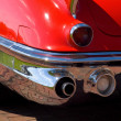 Auto Detail 2 — Stock Photo