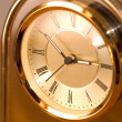 Brass Clock — Stock Photo #33536479