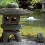 Stone Pagoda — Stock Photo #33538175