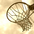 Hoop Dreams — Stock Photo