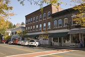Main Street U.S.A. — Stock Photo