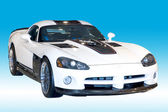 Custom Dodge Viper — Stock Photo