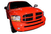 Dodge Ram Pickup — Stock Photo