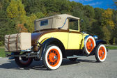 "1931 Model ""A"" Antique Car — Stock Photo"