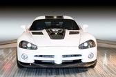 Custom Dodge Viper, Front View — Stock Photo