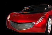 Futuristico sport auto — Foto Stock