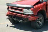 Auto Accident — Stock Photo