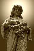 Virgin Mary — Stock Photo