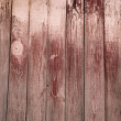 Old Rustic painted Barn Siding — Stock Photo