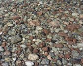Colorful Pebbles Background — Stock Photo