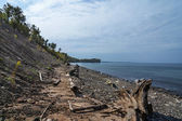 Lake Ontario Coastline — Stock Photo