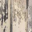 Old Painted Wood Grunge Background Overlay — Stock Photo