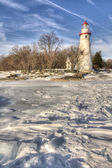 Marblehead Lighthouse — Stock Photo
