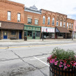 Small Town Main Street — Stock Photo #48944431
