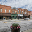 Small Town Main Street — Stock Photo #49136999