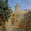 Rabat Cittadella in  Gozo Malta — Stock Photo