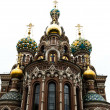 Church of spilled blood — Stock Photo #12691942