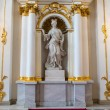 Stock Photo: Palace statue in Russipalace