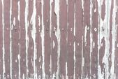Verweerde oude vintage houtstructuur met bruin verf — Stockfoto