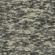 Stock Photo: Digital military camo texture