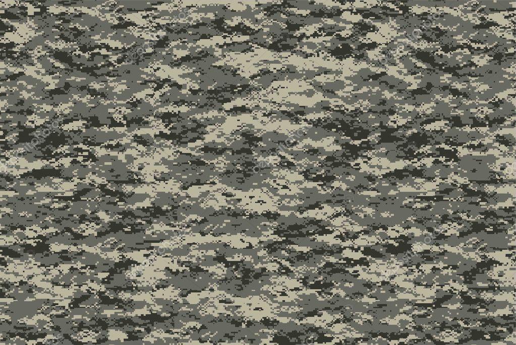 Бесшовная текстура камуфляж 5