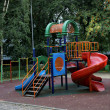 Children playground - Stock Photo