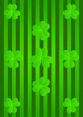 St Patricks Day Abstract backdrop — Stock Photo
