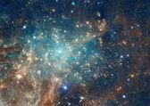 Dat straalde nebula — Stockfoto