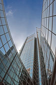 Modern skyscraper at new center of business in Milan,Italy — Stock Photo