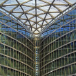 Modern architecture at new centre of business,Milan,Italy — Stock Photo