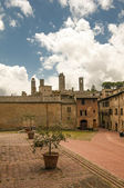 San Giminiano,Tuscany,Italy — Stock Photo