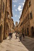 San Giminiano,Tuscany,Italy — Stock Photo