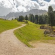 Odles,valley of Funes,south tyrol,Italy. — Stock Photo #30227535