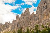 Sass de putia, alto adige, italia — Foto Stock