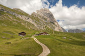 Odles,south tyrol,Italy — Stock Photo