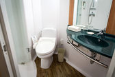 Interior modern toilet — Stockfoto