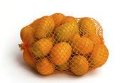 Kumquat orange isolated on a white background — Stock Photo
