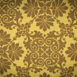 Stock Photo: Vintage Fabric texture background.