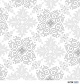 Seamless retro pattern background. Vector illustration. — Stock Vector